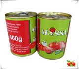 Canned Food Canned Vegetable Tomato Paste in Tin