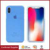 Untra Thin Phone Case for iPhone X Slim Mobile Cover
