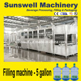 100bottle/Hour, 150bottle/Hour, 120bottle/Hour 5 Gallon Filling Machine/Decapper/Rinsing/Filling/Capping/Shrink Tunnel