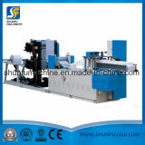 Logo Print Paper Napkin Making Machine with New Model
