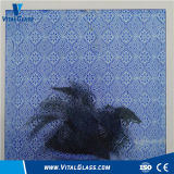 Patterned Glass/Ultra Clear Low E Float Glass/Tinted Glass