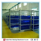 Exported to Designed Cabinet Board Shelf Support, Bolt Racking, 6 Layer Warehouse Rack