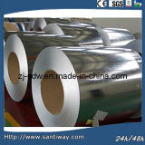 Cold Rolled Galvanized Steel Coil (CRC)