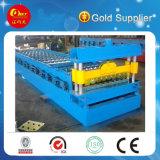 Export Standard Color Steel Glazed Tile Roll Forming Machine