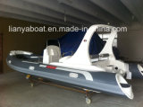 Liya 6.2m Center Console Yacht Folding T Top for Boat
