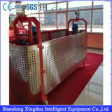 Aerial Working Hot Galvanized Zlp630 Suspended Platform with Steel Wire