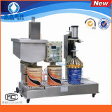 Top Quality Automatic Paint / Coating Filling Machine with Capping