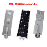 50W Factory Price Durable Integrated Solar Lamp LED Street Light