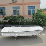 Liya 4.2m Small Fiberglass Fishing Boat Bass Boat with CE