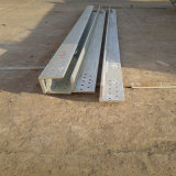 Hot DIP Galvanized Steel Angle Use for Electric Tower