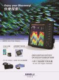Commercial Fishing Finder of 10 Inch TFT LCD for Fishing