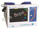 Ce Approved HD-9000b Medical Defi-Monitor