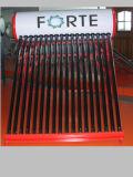 Low Pressure Vacuum Tube Solar Water Heating System