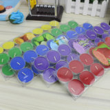 Wholesale 14G Multicolors Tealight Candle for Christmas Decoration
