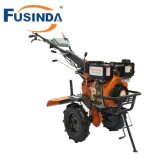 The Most Stable Rotary Cultivator Diesel for Farmland with Plough