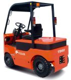 6ton Four-Wheel Electric Tow Truck with CE Certificate