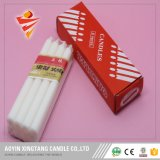 Hot Sale Cheap White Household Stick Candle to Africa