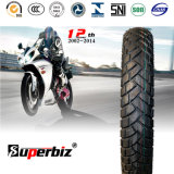 17 Inch Rubber Motorcycle Tire (110/90-17)