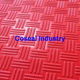 Anti Slip Checker Plastic PVC Sheet Rubber Sheet Rubber Mat