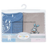 Cute and Soft Feeling Newborn Baby Clothes, 2PCS Per Pack