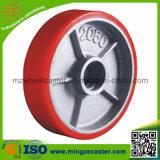 Pallet Truck Steering Wheel, PU Caster Wheel