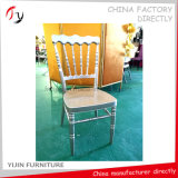 Excellent Hot Sale Aluminum Silver Restaurant Dining Napoleon Chair (AT-290)