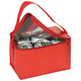 6 Can Cooler Bag Six Bottle Ice Bag Six Pack Thermal Bag