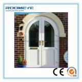 Roomeye 60 Series Arch Top 2 Sashes Casement PVC/UPVC Door