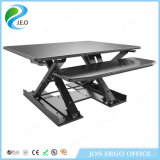 Gas Lifting Height Adjustable Sit Stand Desk (JN-LD08)