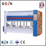 120 Ton 3 Layers Hot Press Machine for Woodworking