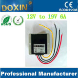 Power Converter DC 12V to DC 19V 6A 114W Waterproof