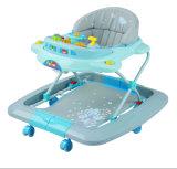 OEM Cute Safety Musical Baby Walker