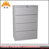 Steel Lateral Four Drawers File Cabinet
