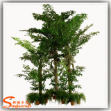 2015 Factory Direct Artificial Decorative Metal Palm Plants Trees