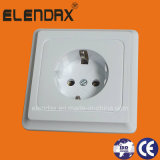 2pin Flush Mounted 16A Wall Socket Outlet (F7010)