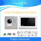 Dahua 7 Inch IP Kit Video Intercom (VTK-VTO2000A-VTH1550CH)
