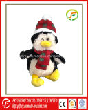 New Arrival of Plush Soft Penguin Toy for Christmas