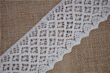 Hot Selling New Design Cotton Crochet Lace for Hometextiles