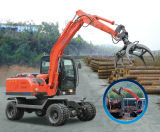 Timber Drive completa Grab Wheel Excavator (60/85/125)