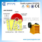 Durable Quality PE Series Jaw Crusher for Natural Stone