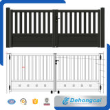 High Strength Wrought Iron Gate / Security Iron Gate