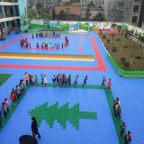 Multi-Purpose Interlocking Oudoor/Indoor PP Flooring for Playground
