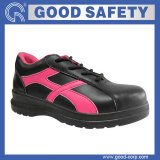 Nice Looking Lady Safety Shoes with Steel Toecap (GSI-638)