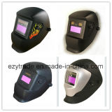 Solar Powered Auto Darkening TIG Welding Helmet/Argon Arc Welding Mask/Grinding Helmet