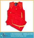 Red Casual Fashion Sporting Jerseys (CW-BW24)