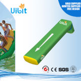 Popular Inflatable Slider Water Sports Game in Water Park
