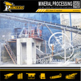 Complete Stone Ore Mining Crushing Line of Gold Tungsten Wolfram