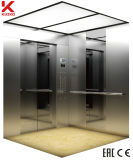 UK Style Residential Elevator with Standard Handrail