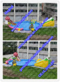 New Style Medium-Sized Inflatable Water Leisure Park for Pool (MIC-527)