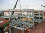 Prefabricated Steel Structure Building (SS-550)
